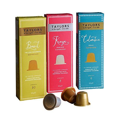 Order Taylors of Harrogate Nespresso Compatible Coffee Pods - Taylors of Harrogate