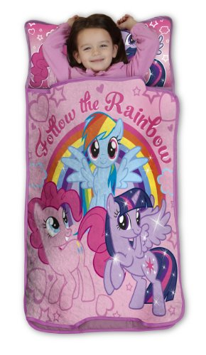 Big Save! My Little Pony Toddler Nap Mat, Pink