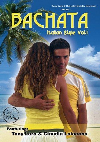 Bachata Italian Style Vol.1 - Beginners [DVD]