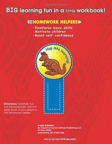 I Am Special, Grades Pk - 1 (Homework Helpers)