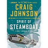 Spirit of Steamboat: A Longmire Story (Audio)
