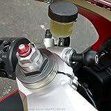 Buybits 25mm Ball Motorcycle Mount Base for Ducati 848 evo (sku 11780)