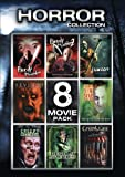 Horror Collection 1: 8 Movie Pack [Import USA Zone 1]