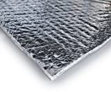 Reach Barrier DD48025 Air Double Reflective Polyethylene Insulation Roll 4-Feet by 25-Feet