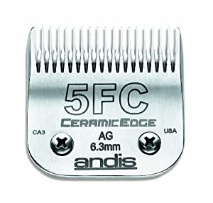 Andis CeramicEdge Detachable Blade Size 5FC (64370)