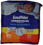 GoodNites Underwear, Boys, Small/Medium, 27 Count