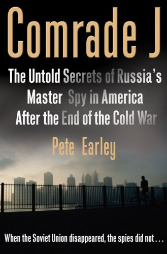 Comrade J: Pete Earley: Amazon.com: Books
