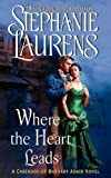 img - for Where the Heart Leads (Casebook of Barnaby Adair) book / textbook / text book