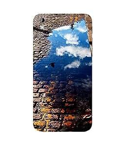 Cloud On Road Htc Desire 816 Case