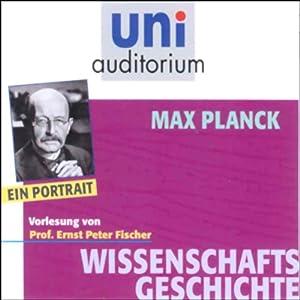 Max Planck Hörbuch