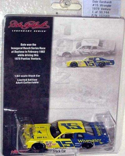 Dale Earnhardt #15 Wrangler / 1979 Ventura / 1:64 Scale Diecast Car