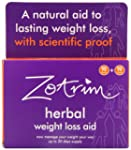 Zotrim Herbal Weight Loss Aid 90+90 T...
