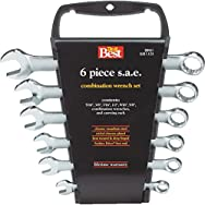 Do it Best 6-piece Combination Wrench Set-6PC SAE WRENCH SET