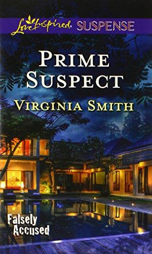 Image of Prime Suspect (Love Inspired Suspense)