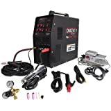 LONGEVITY Tigweld 200sx - 200 Amp AC DC Tig/Stick Welder with Digital Display 110v 200v