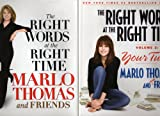 img - for Vols 1 & 2: The Right Words at the Right Time (Volumes 1 and 2) book / textbook / text book