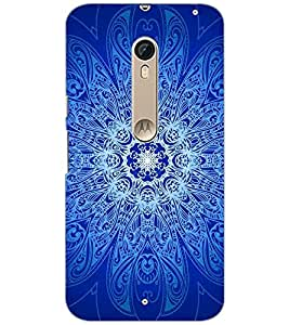 PrintDhaba NEW ERA ART D-7017 Back Case Cover for MOTOROLA MOTO X PURE EDITION (Multi-Coloured)