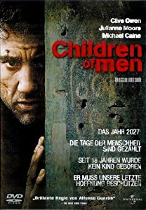 Children of Men     Dvd Rental