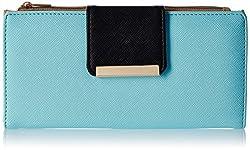 Diana Korr Womens Wallet (Blue) (DKW12LBLU)
