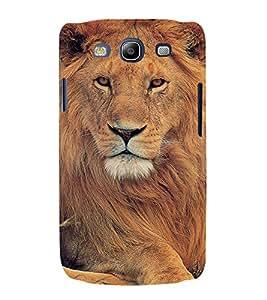 CUTE LION Designer Back Case Cover for Samsung Galaxy S3 Neo::Samsung Galaxy S3 Neo i9300i