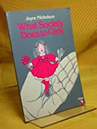 What society does to girls by Joyce…
