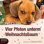 Vier Pfoten unterm Weihnachtsbaum   Petra Schier