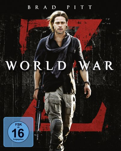 World War Z 3D Superset (+ Blu-ray + DVD / limitiert und exklusiv bei Amazon.de) [Limited Edition]