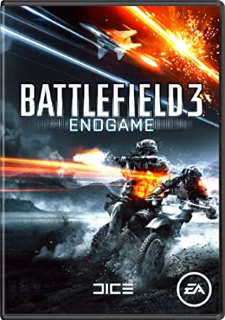 Battlefield 3: End Game [Online Game Code]