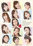 TBSアナウンサーカレンダー2016 FRESH