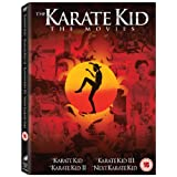 The Karate Kid 1-4 Box Set [DVD] [2010]by Ralph Macchio
