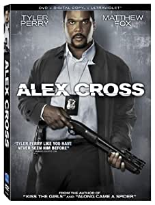Alex Cross [DVD + Digital Copy + UltraViolet]