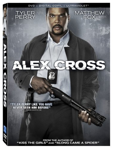Alex Cross [DVD + Digital Copy + UltraViolet] Cover Art
