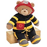 "Gund: Fireman ""Teach Me To"" Bear"