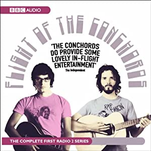 Flight of the Conchords Radio/TV Program