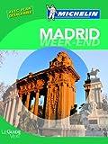 echange, troc Collectif Michelin - Guide Vert Week-end Madrid