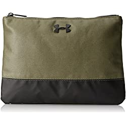 Under Armour, Borsa sportiva Donna UA Premier Clutch, Verde (Green), 15 x 12 x 2 cm, 0,5 l
