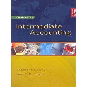 intermediate accounting volume 1 beechy pdf