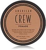 American Crew - Cire Coiffante pour Cheveux - Fixation Normale et Brillance Elevée - Hair Styling Pomade - 85g