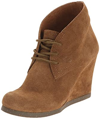 Scholl Women's Griel Brown Ankle Boots F24557 4 UK, 37 EU
