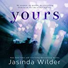 Yours Audiobook by Jasinda Wilder Narrated by Summer Roberts, Tyler Donne
