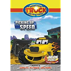 Monster Truck Adventures Picking Up Speed