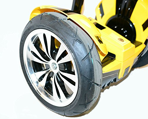 Sunnytimes (Segway)1600w 2 Wheel Electric Scooter Color Yellow/blk USA on Sale!!!