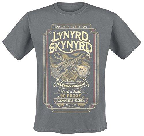 Lynyrd Skynyrd Southern Straight T-Shirt carbone XL