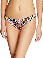 JUST CAVALLI Braguita de Bikini (Blanco / Multicolor)