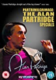 Alan Partridge - Partrimilgrimage - The Specials [DVD]