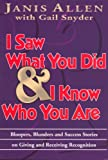 img - for I Saw What You Did & I Know Who You Are book / textbook / text book