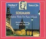 Pieces (12) (4 hands) op.85 Schumann
