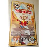 American Tail:Fievel Goes West [VHS] ~ Dom DeLuise