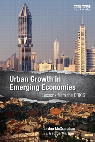 Urban Growth in Emerging Economies: Lessons from the BRICS