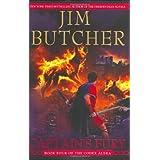 Captain's Fury (Codex Alera, Book 4) ~ Jim Butcher